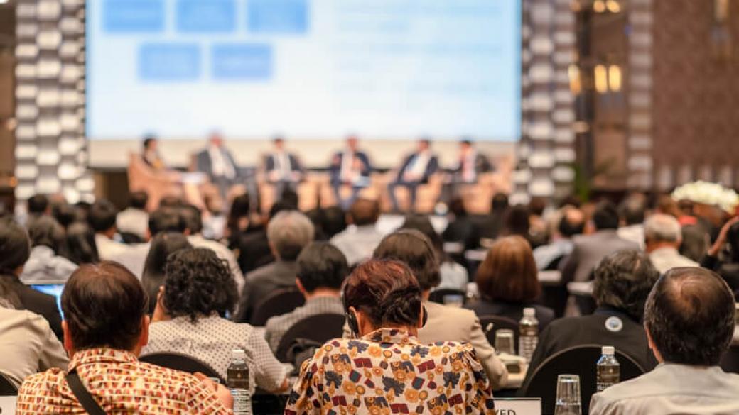 simultaneous conference interpreter