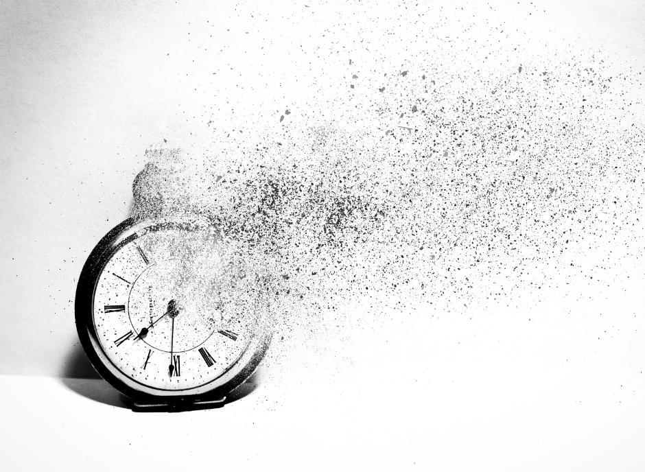 O tempo vale ouro